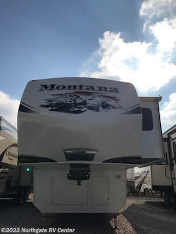 2011 Keystone Montana 3625RE