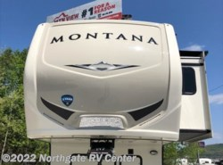 New 2019 Keystone Montana 3121RL available in Louisville, Tennessee