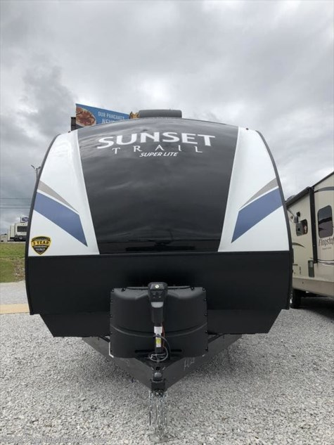 2019 CrossRoads Sunset Trail Super Lite 331BH
