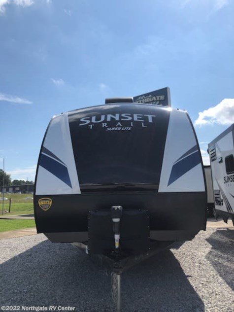 2019 CrossRoads Sunset Trail Super Lite 291RK