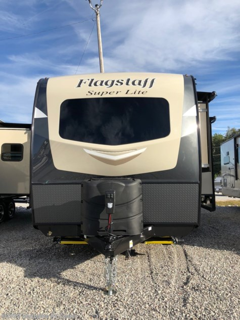 2019 Forest River Flagstaff Super Lite 26RBWS