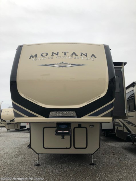 2019 Keystone Montana High Country 331RL