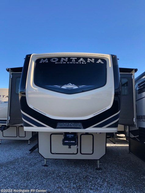 2019 Keystone Montana High Country 375FL