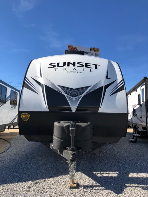 2019 CrossRoads Sunset Trail Super Lite 288BH