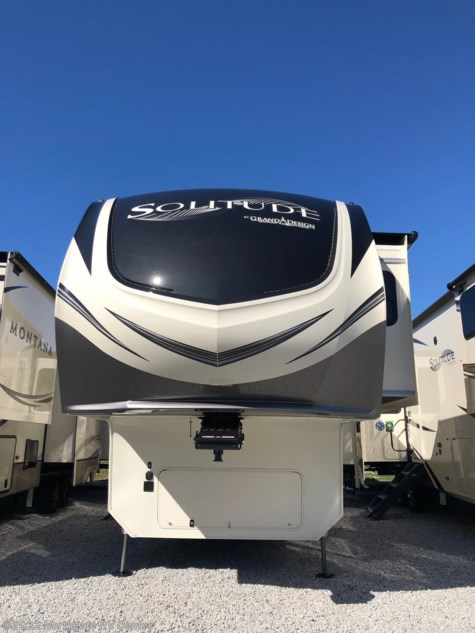2019 Grand Design Solitude 377MBS-R