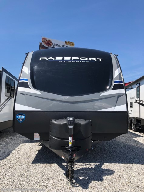2019 Keystone Passport Grand Touring 2820BH GT