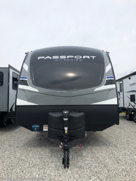 2020 Keystone Passport Grand Touring 2820BH