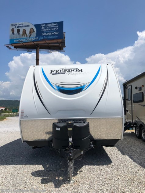 2019 Coachmen Freedom Express LTZ 204RD