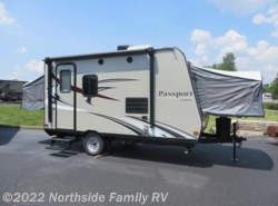 New 2017  Keystone Passport Express 145EXP by Keystone from Northside RVs in Lexington, KY