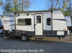 Used 2017  Keystone  Summerland Mini 1700 by Keystone from Northside RVs in Lexington, KY