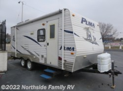 Used 2008  Palomino Puma 18DB by Palomino from Northside RVs in Lexington, KY