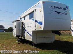 Used 2008  Holiday Rambler Alumascape Suite 32SKT by Holiday Rambler from Ocean RV Center in Ocean View, DE