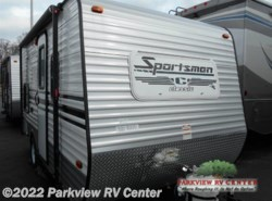 New 2016  K-Z Sportsmen Classic 16BH by K-Z from Parkview RV Center in Smyrna, DE