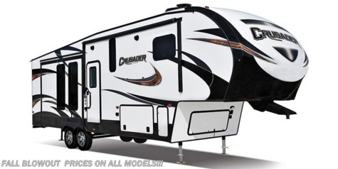 2019 Prime Time Crusader 337QBH