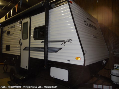 2019 Coachmen Clipper Cadet 17CFQ