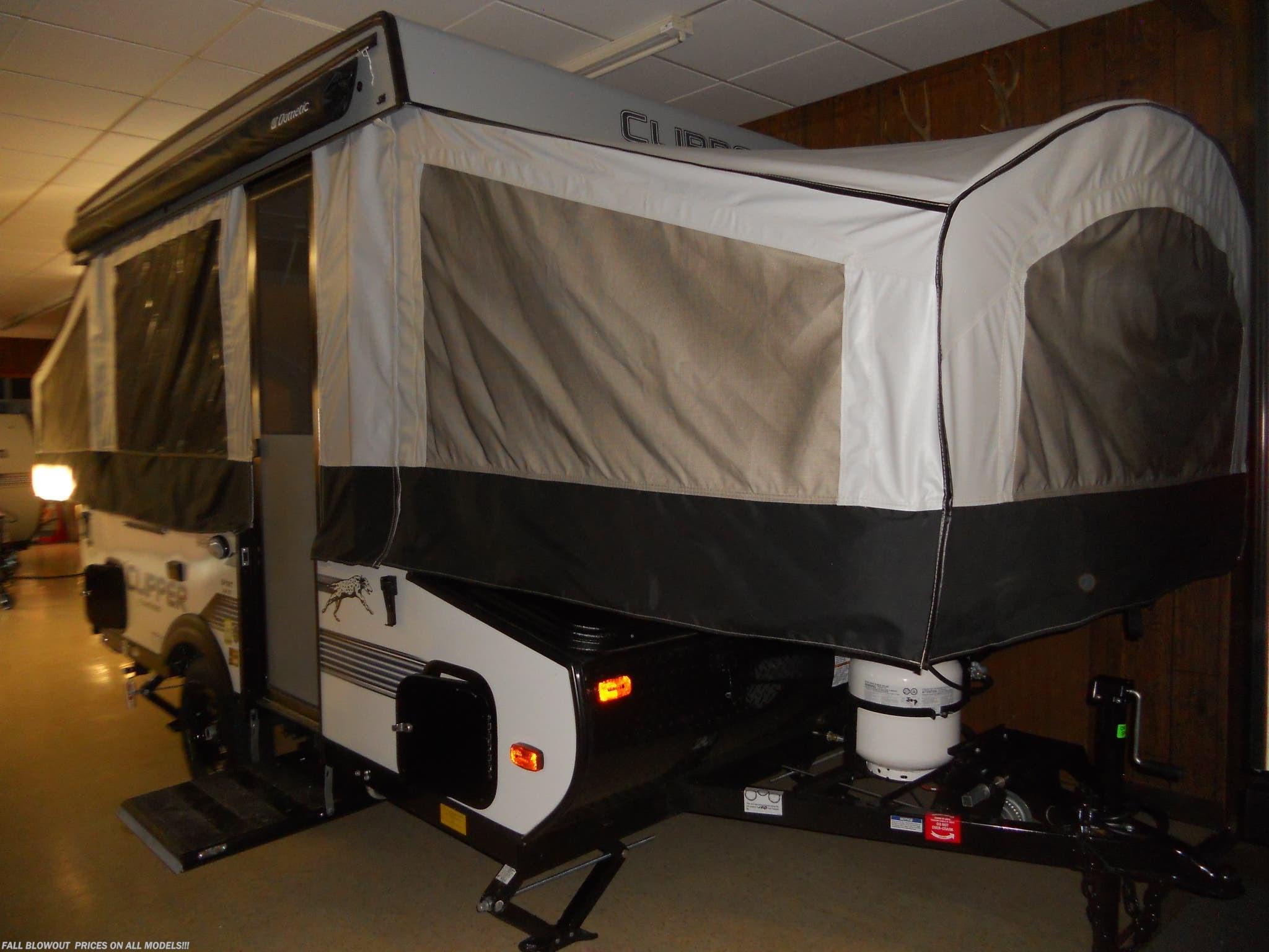 #20CL6572 - 2020 Coachmen Clipper Sport 108ST for sale in Greenleaf WI