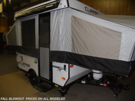 2019 Coachmen Clipper LS 806XLS