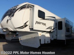 Used 2013  Keystone Raptor 365 LEV by Keystone from PPL Motor Homes in Houston, TX