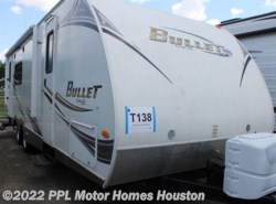 Used 2011  Keystone Bullet Ultra Lite 250RKS by Keystone from PPL Motor Homes in Houston, TX