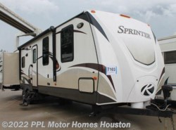 Used 2014 Keystone Sprinter 328RLS available in Houston, Texas