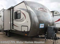 Used 2015  Cruiser RV Fun Finder 233RBS by Cruiser RV from PPL Motor Homes in Houston, TX