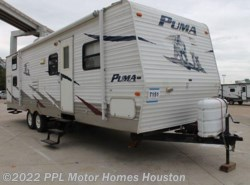Used 2008  Palomino Puma 30DBSS by Palomino from PPL Motor Homes in Houston, TX