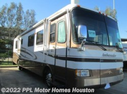 Used 2002  Holiday Rambler Ambassador 38PBD by Holiday Rambler from PPL Motor Homes in Houston, TX