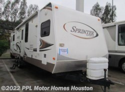 Used 2010 Keystone Sprinter 300KBS available in Houston, Texas