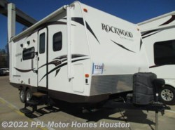 Used 2014  Forest River Rockwood Ultra Lite 2304S by Forest River from PPL Motor Homes in Houston, TX