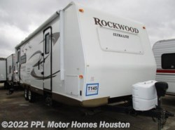 Used 2012  Forest River Rockwood Ultra Lite 2604 by Forest River from PPL Motor Homes in Houston, TX
