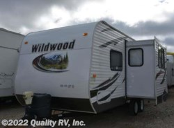 Used 2013  Forest River  21RBS WILDWOOD by Forest River from Quality RV, Inc. in Linn Creek, MO