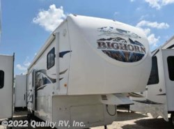 Used 2009  Heartland RV  3055RL BIG HORN by Heartland RV from Quality RV, Inc. in Linn Creek, MO