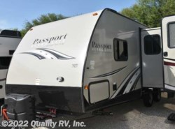 New 2017  Keystone  2400BH PASSPORT ULTRA LITE GRAND TOURING by Keystone from Quality RV, Inc. in Linn Creek, MO