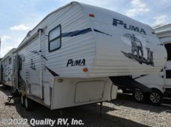 Used 2008  Palomino  253FBS PUMA by Palomino from Quality RV, Inc. in Linn Creek, MO