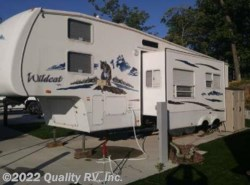 Used 2007  Forest River  32QBBS WILDCAT by Forest River from Quality RV, Inc. in Linn Creek, MO