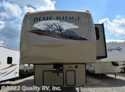 Used 2011  Forest River  3025 BLUE RIDGE CABIN EDITION by Forest River from Quality RV, Inc. in Linn Creek, MO