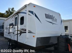 Used 2015  Forest River  2504S ROCKWOOD MINI LITE by Forest River from Quality RV, Inc. in Linn Creek, MO