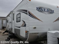 Used 2012  Forest River  27RLSS SALEM by Forest River from Quality RV, Inc. in Linn Creek, MO