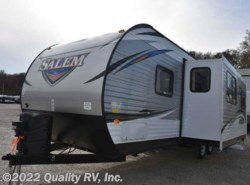 New 2017  Forest River  27DBK SALEM by Forest River from Quality RV, Inc. in Linn Creek, MO
