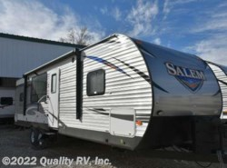 New 2017  Forest River  27RKSS SALEM by Forest River from Quality RV, Inc. in Linn Creek, MO
