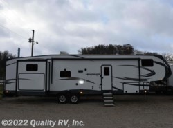 New 2018 Forest River Salem Hemisphere GLX 356QB available in Linn Creek, Missouri