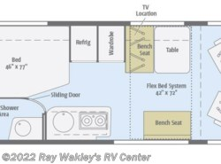 New 2017  Winnebago Travato 59G by Winnebago from Ray Wakley's RV Center in North East, PA