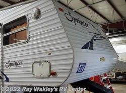 Used 2002  Keystone Sprinter 250RFS by Keystone from Ray Wakley's RV Center in North East, PA