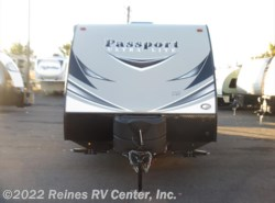 New 2017  Keystone Passport 195RB by Keystone from Reines RV Center, Inc. in Manassas, VA