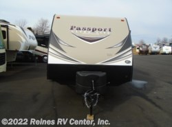 New 2017  Keystone Passport 2810BH by Keystone from Reines RV Center, Inc. in Manassas, VA