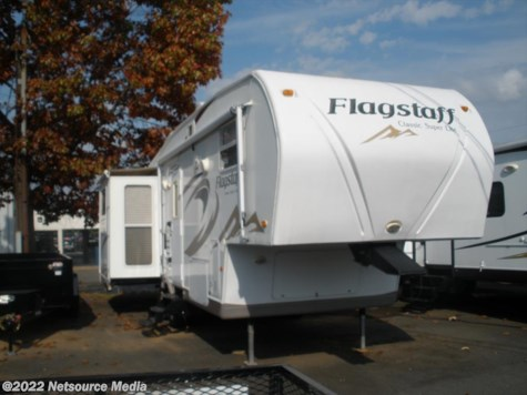 2010 Forest River Flagstaff Super Lite/Classic 8526 RLS