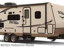 New 2017  Forest River Flagstaff Micro Lite 25BRDS by Forest River from Restless Wheels RV Center in Manassas, VA