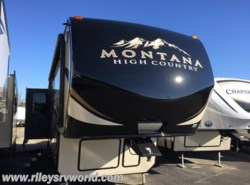 New 2017  Keystone Montana High Country 353RL by Keystone from Riley's RV World in Mayfield, KY