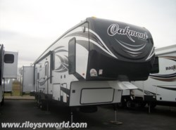 New 2015 Heartland RV Oakmont OM 375 QB available in Mayfield, Kentucky