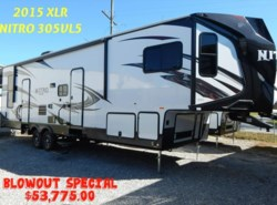 New 2015  Forest River XLR Nitro 305VL5 by Forest River from Luke's RV Sales & Service in Lake Charles, LA